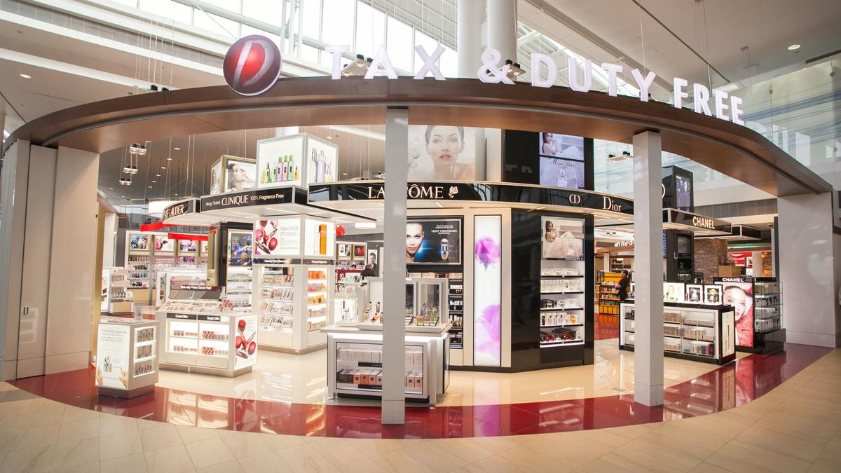 O Hare Airport Not Yet Assuming A New Role As Shopping