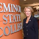 Ann McGee to step down as Seminole State College president