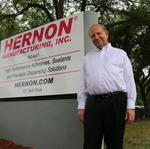 Hernon Manufacturing's Sanford expansion underway