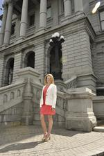 <strong>Kristin</strong> <strong>Russell</strong> led Colorado's tech office consolidation