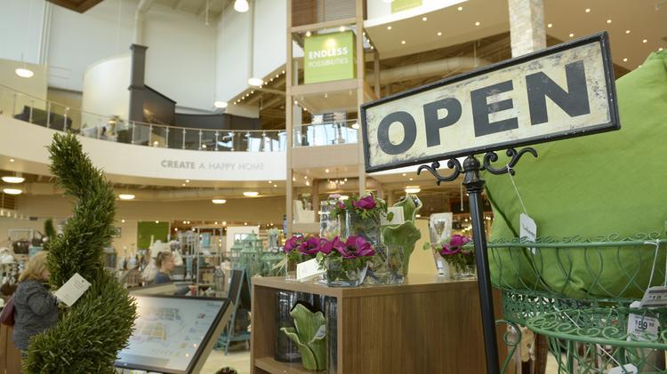 What's Inside The Massive Nebraska Furniture Mart? Let's Take A Tour (Video)