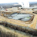 Duke Energy plans to bury coal ash on site at <strong>Dan</strong> River, Sutton plants