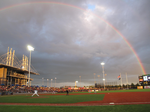 A view from the field: Hops win big on opening day (Gallery)