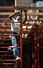 Tennessee construction employment remains stable