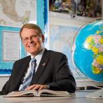 Education: Individual - Keith Marty superintendent, Parkway School District