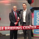 Lenovo unveils Executive Briefing Center