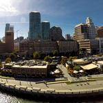 JMA sells two San Francisco waterfront restaurants