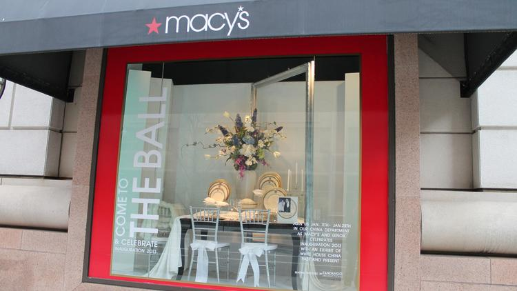 Macy's employees work without contracts in D C , Seattle as