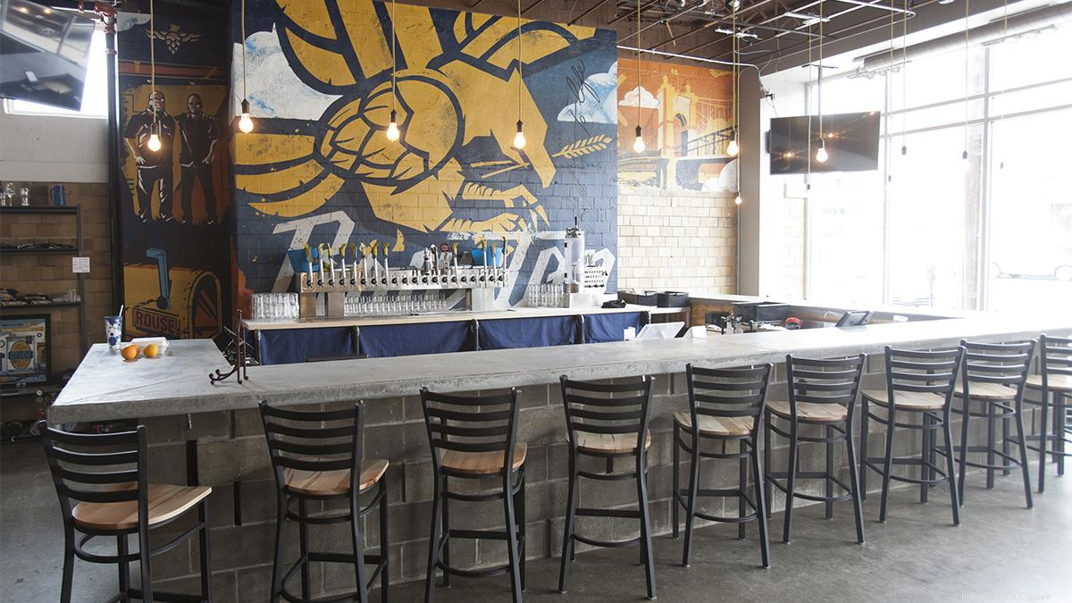 Braxton brewing opening event space in covington for Craft shows in cincinnati