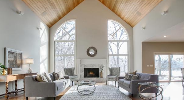 Dream Homes Renovated Minnetonka Home With Two Pools For