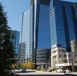 Buckhead class A office market is pricey