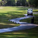 Buyers grab golf carts, lawn mowers at Westwood Country Club auction