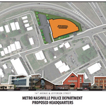 Police HQ move frees downtown real estate