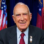 Georgia Department of Veterans Service Commissioner <strong>Wheeler</strong> dies at 92