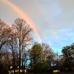Former Boston startup founder becomes Twitter celeb with quadruple rainbow photo