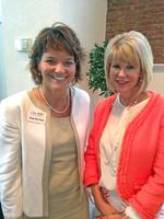<strong>Unruh</strong> inspires crowd at Pearls of Wisdom event