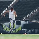 Former Oregon quarterback Marcus Mariota gets star role in Nike campaign (Video)