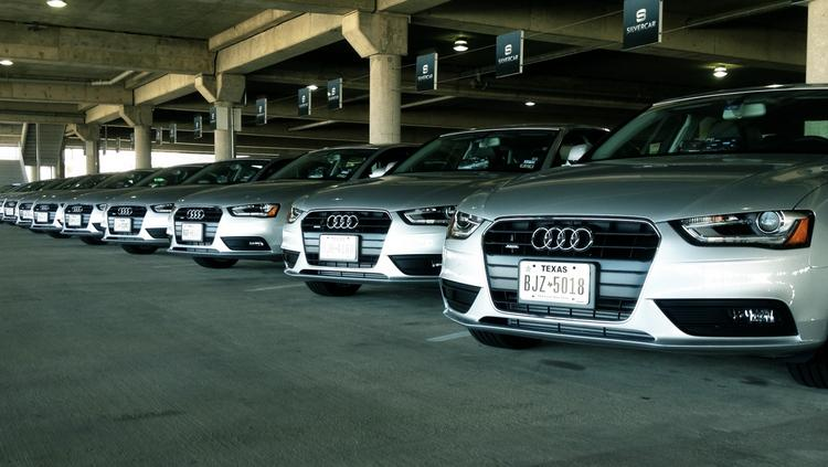 Audiowned Service Coming To Charlotte Airport Adding Another Car - Audi charlotte