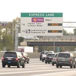 I-85 toll lanes extension breaks ground
