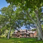 Tour this $12M Brookline estate, the priciest home sold so far this year in Greater Boston (BBJ photo gallery)