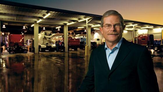 Rush Enterprises eyes strategic investments after tax reform