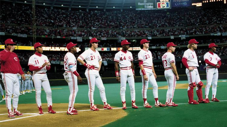 ae0bc250e Reds Hall of Fame to host biggest reunion ever with 1990 World ...