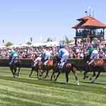 How Bill Price got the crowds back to the Queen's Cup