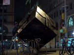 So it turns out you can't really live in the Astor Place Cube