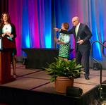 Harvey Schmitt takes top honors at Triangle CREW awards