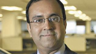 Atul Kamra, managing partner, SixThirty