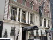 The Chatwal hotel, at 130 W 44th St. in New York City, opened in 1905 in a building designed by Stanford White. It is now part of Starwood's Luxury Collection.