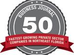 These are the fastest growing private companies in Northeast Florida