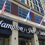 Hampton Inn unveils downtown's first new hotel since 2009 (Photos)
