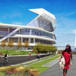 Judge hears arguments in case over stadium financing