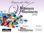 Slideshow: A look at the 2015 Women in Business honorees
