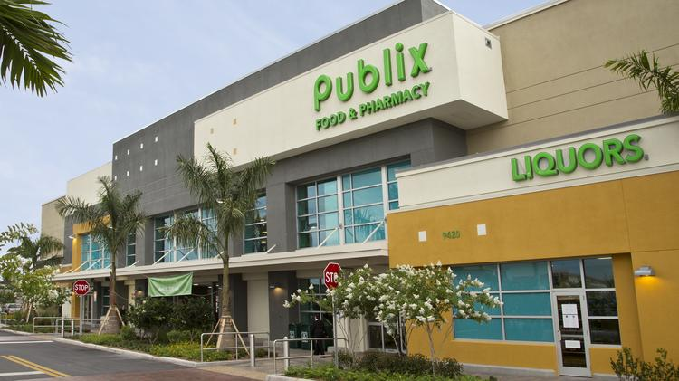 Publix Has Been Purchasing Ping Centers In South Florida
