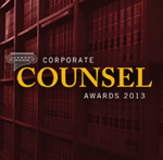 2013 Corporate Counsel of the Year finalists announced