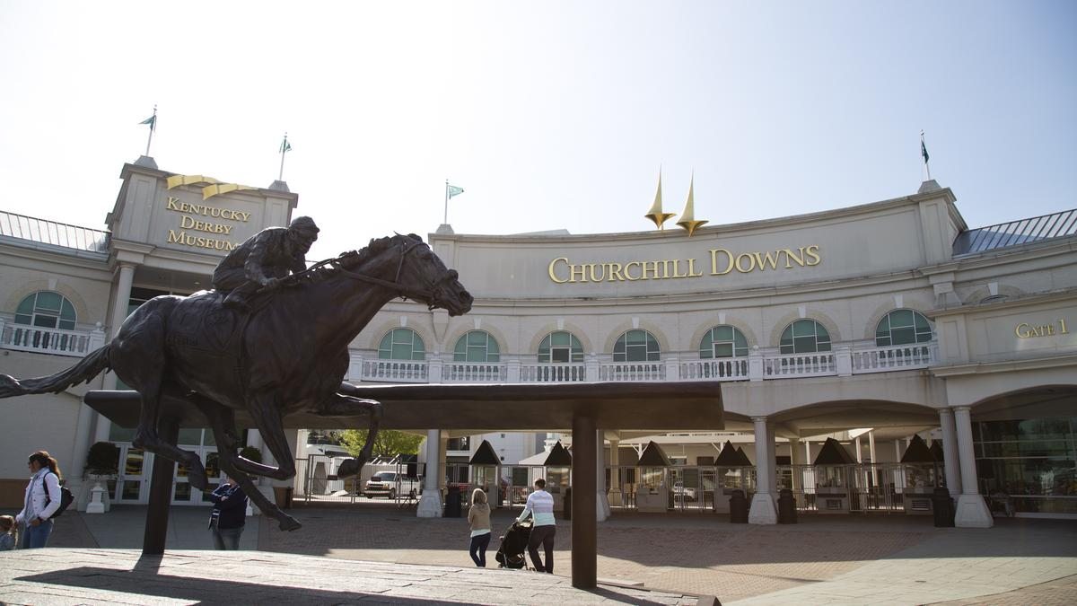 churchill downs asks to close streets near track for expanded