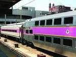 Some commuter rail service on weekends to be suspended starting this summer