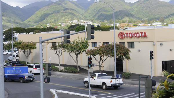 Toyota Dealership Oahu >> Select Income Reit Hawaii S Largest Industrial Landlord