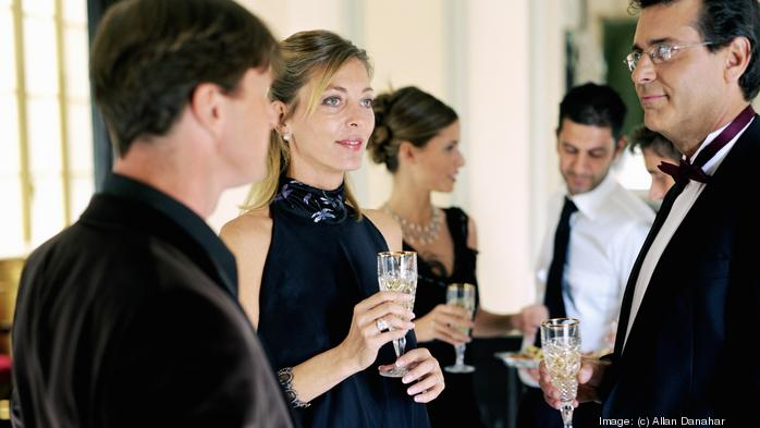 Tips for networking with the wealthy and powerful