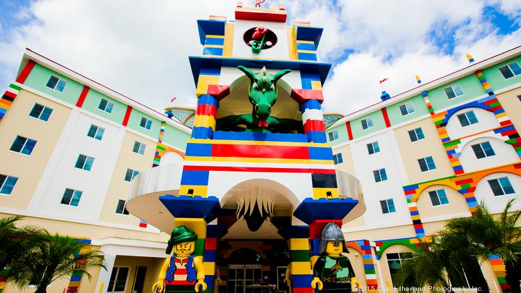 A Second Hotel Is In The Works At Legoland Florida