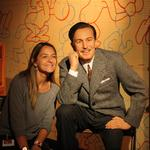 On the red carpet of Madame Tussauds Orlando's on I-Drive
