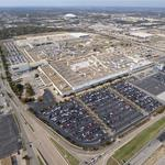 Arlington's incentive package for GM plant expansion is one of DFW's largest in history