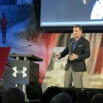 At Under Armour annual meeting, Kevin Plank makes Freddie Gray protests a priority
