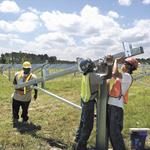 Big N.C. solar producers turn to exporting