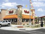 Bojangles' building 10th location in Winston-Salem