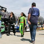 GoDaddy and <strong>Danica</strong> <strong>Patrick</strong> reunite for finale races and entrepreneur life after racing