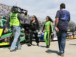 GoDaddy and Danica Patrick reunite for finale races and entrepreneur life after racing