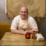 Bare-bones gourmet: For this chef, minimal is best
